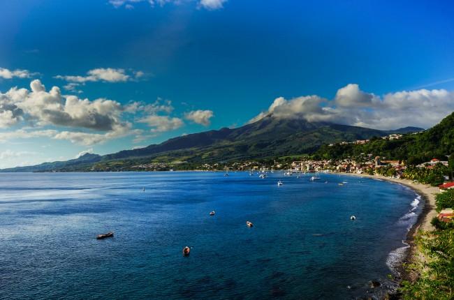Montagne Pelée - Martinique