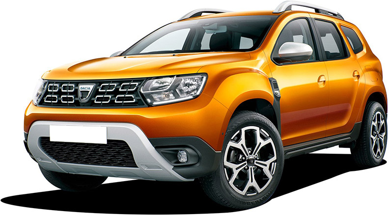 Location Dacia Duster Martinique
