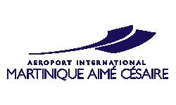 Logo Aéroport international Martinique Aimé Césaire