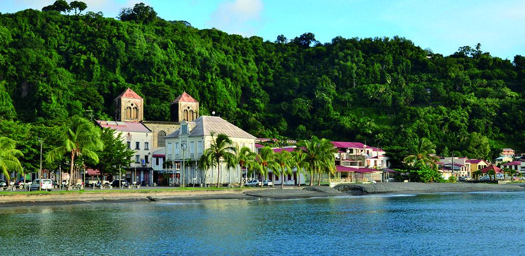 Location de voiture à Fort de France en Martinique