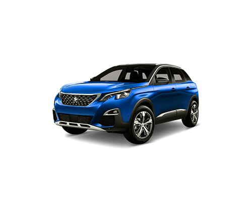 Location SUV Peugeot 3008 Martinique
