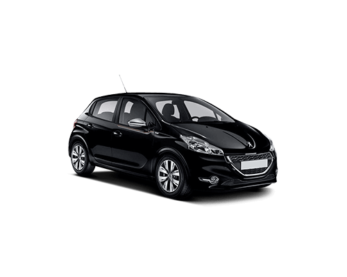 Location citadine Peugeot 208 Martinique